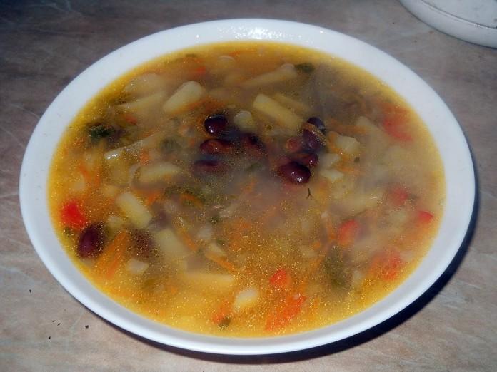 sup-fasolevyj