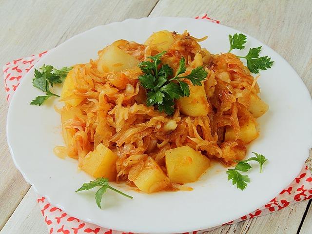 Картофельно-капустная диета