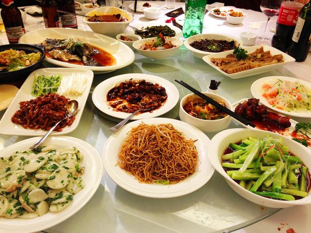 Кухня китай фото блюд