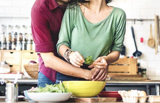 Сексуальность и здоровая еда