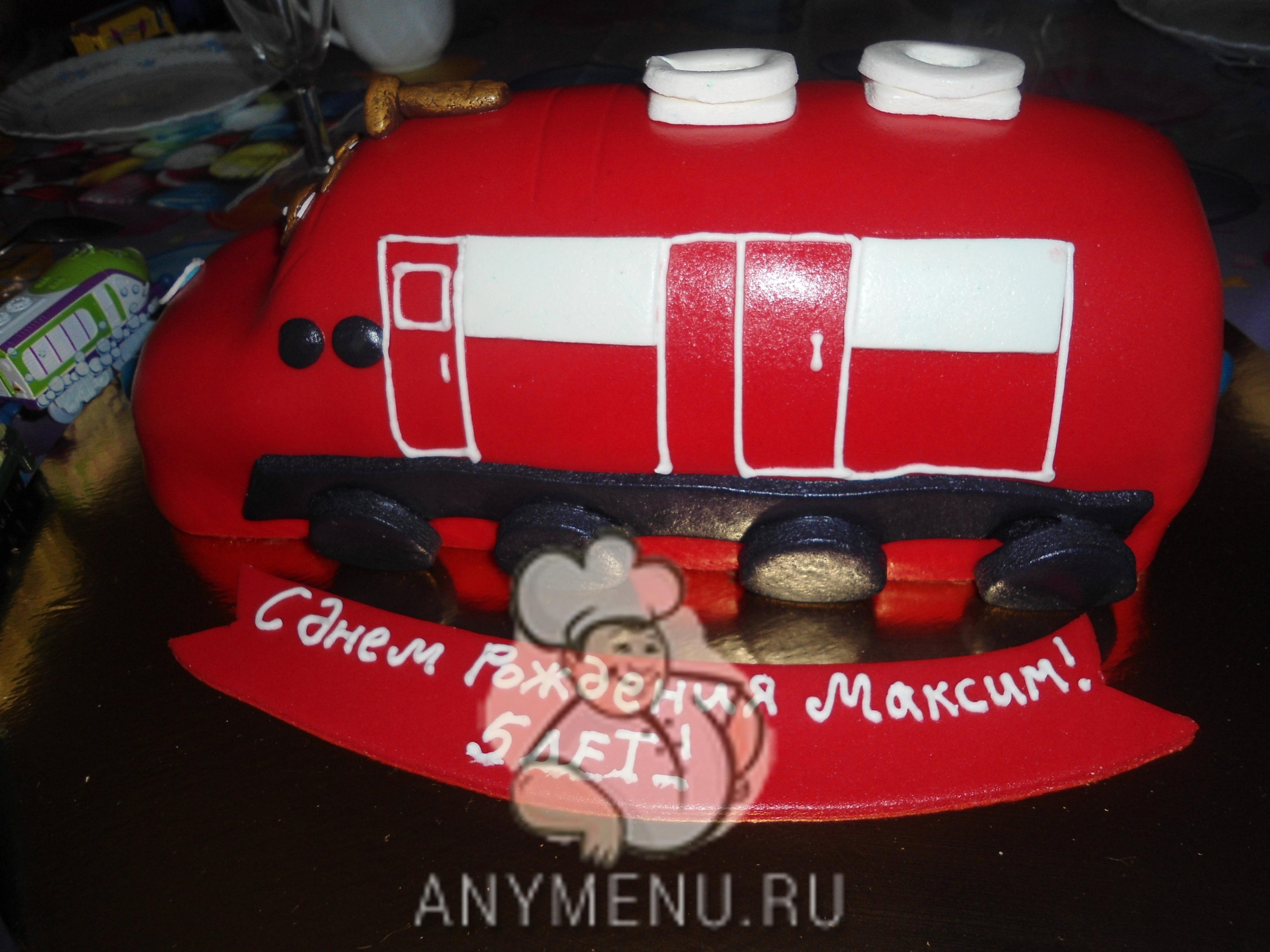 Детские торты на день рождения на заказ