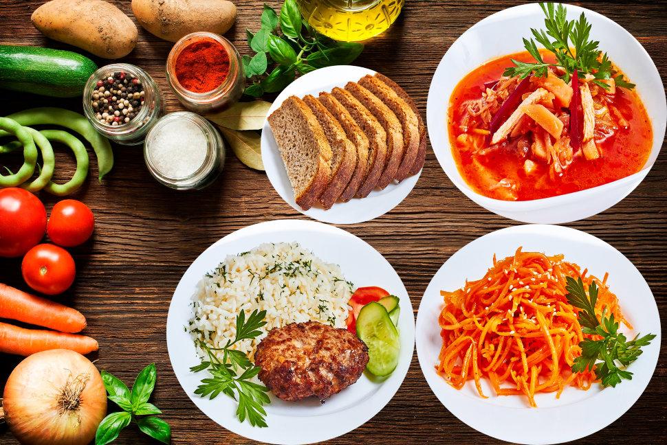 Доставка обедов на дом