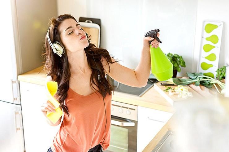 Уборка – 5 лайфхаков для быстрой уборки
