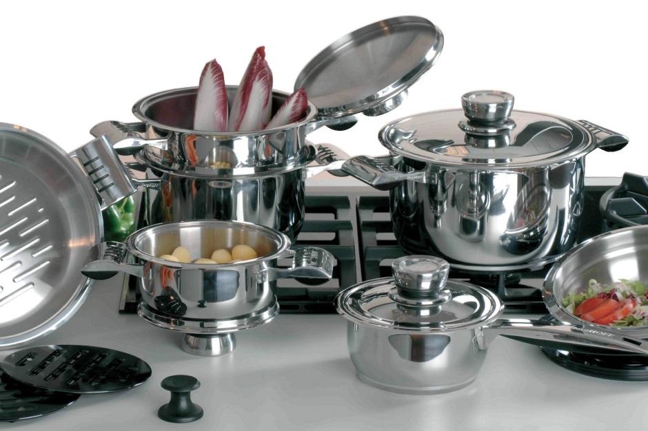 Кухонная посуда: тонкости выбора