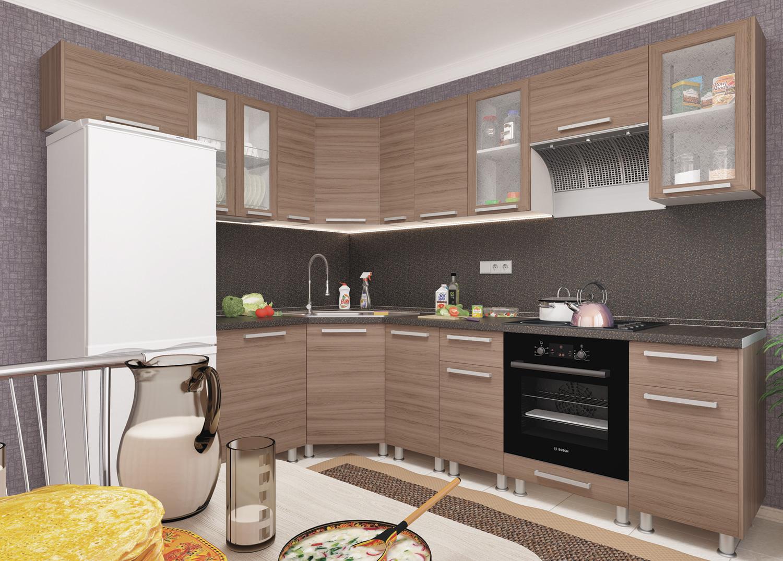 Как правильно организовать пространство на кухне?