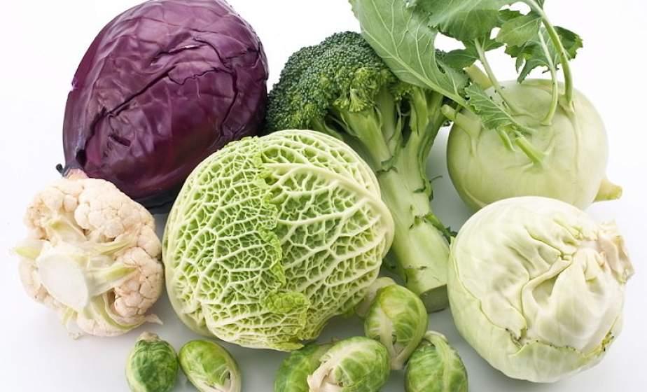 7 овощей разного цвета и их польза для здоровья