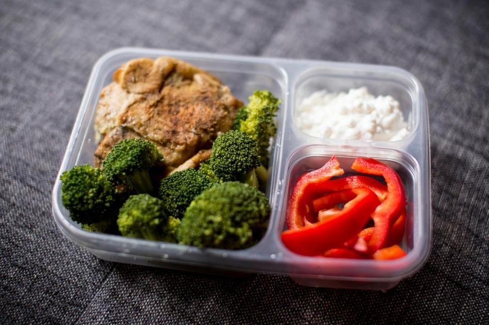 Как организовать правильное питание на работе?