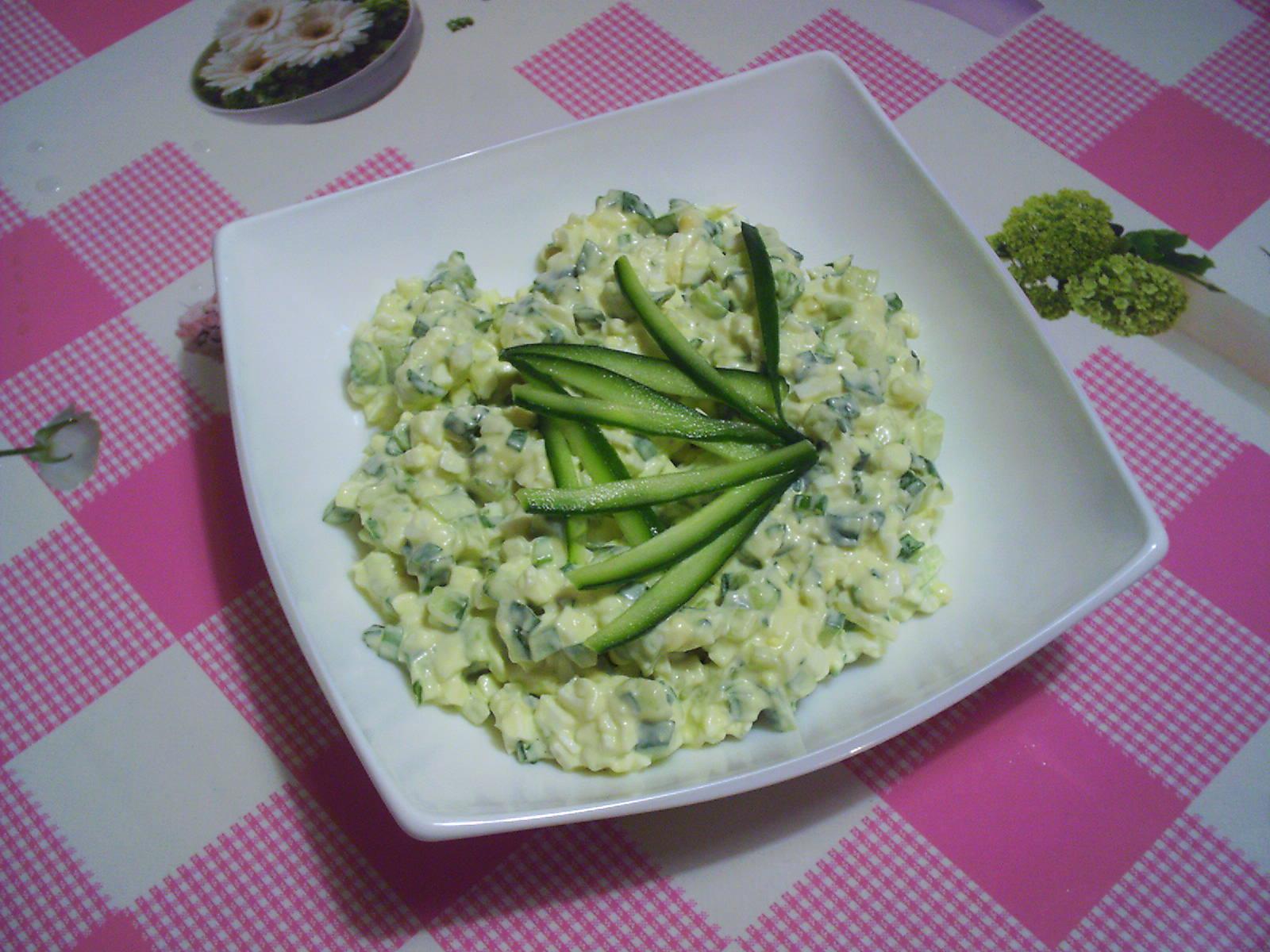 Рецепты салаты на новый год без яиц