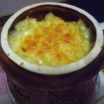 картофель запеченный в горшочке со свининой