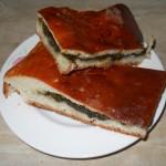 пирог с щавелем
