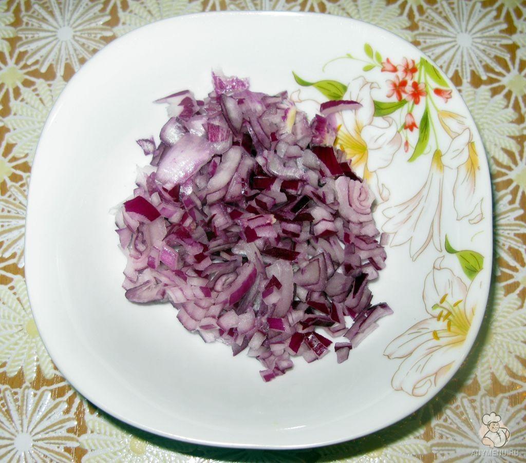 Салат из сельди и авокадо (3)