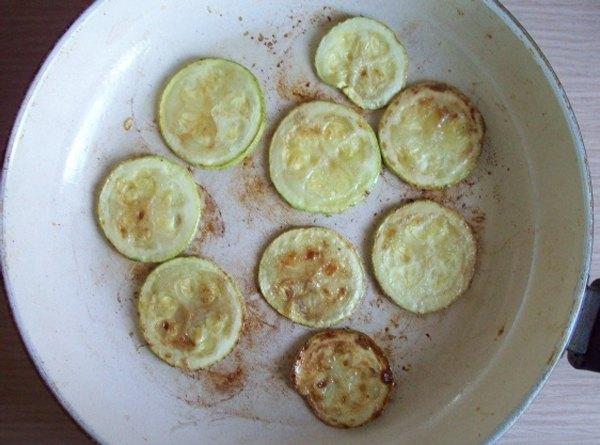 Пирог с кабачками и баклажанами3