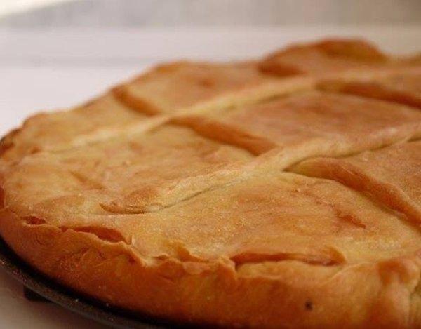 Пирог с куриным фаршем8