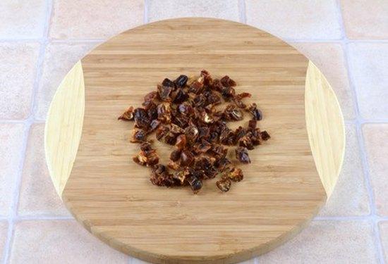 Фруктовый салат с орехами5
