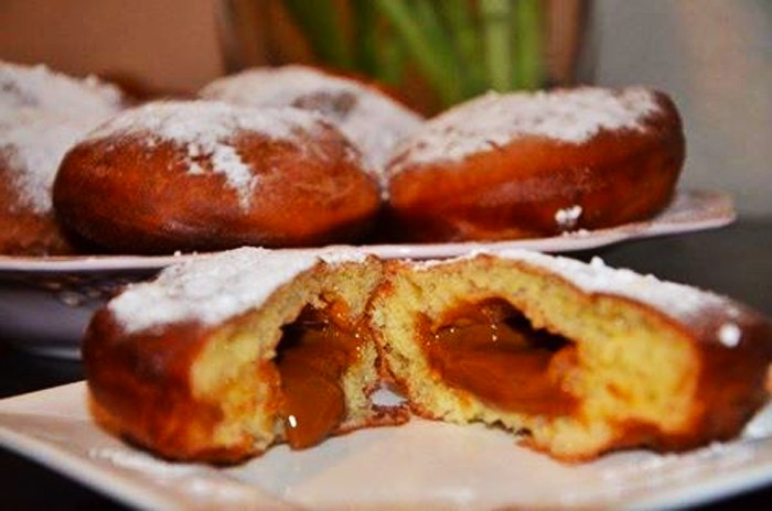 Чешские пончики