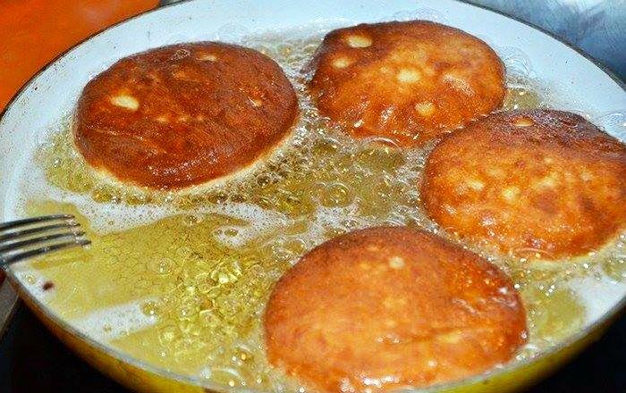 Чешские пончики2