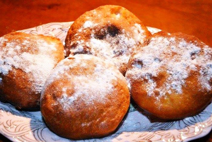Чешские пончики3
