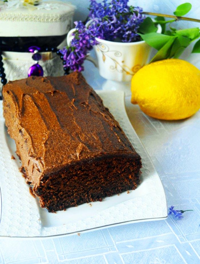 Шоколадный кекс Нежность