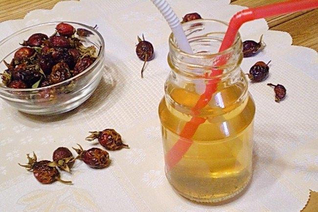 Напиток с имбирем для иммунитета