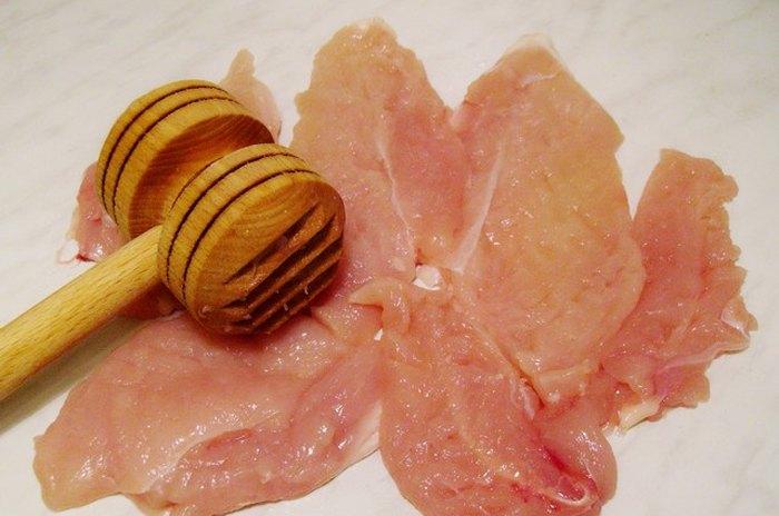 Нежнейшее куриное филе запеченное в духовке1