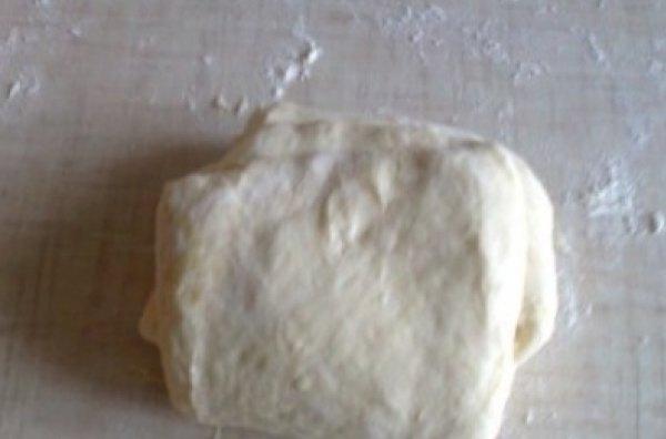 Пирожки на кефире с мясом4