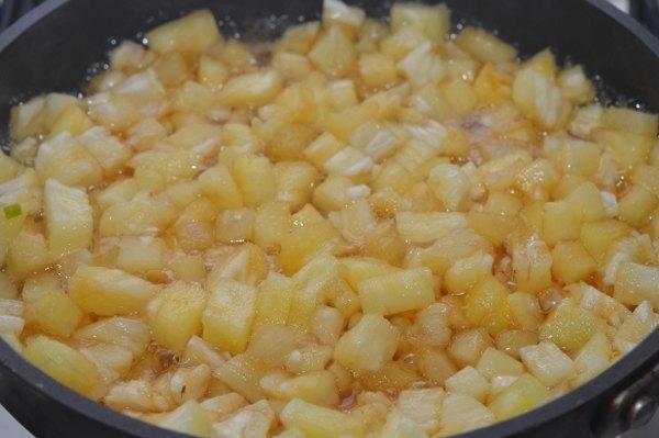 Рис с ананасом2