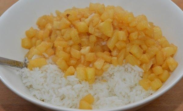 Рис с ананасом3