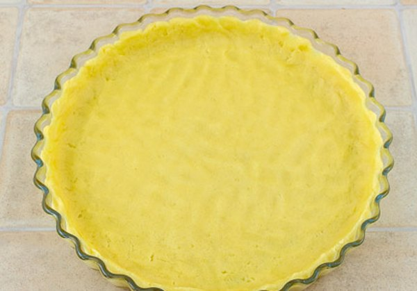 Вишневый пирог с крошкой2