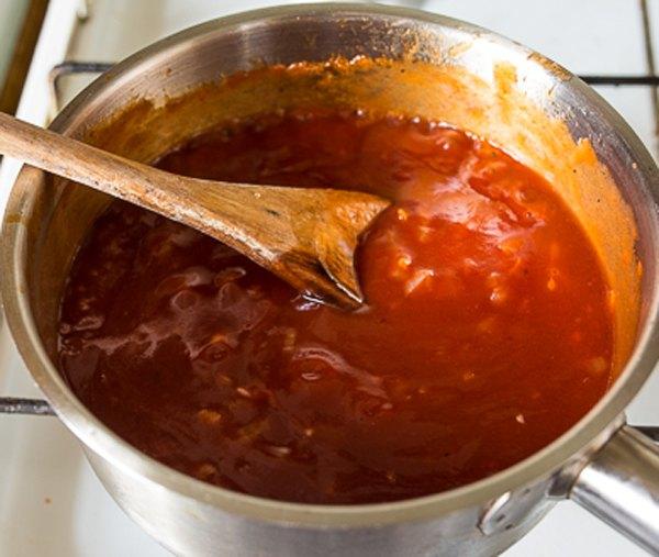 Медовый соус барбекю1