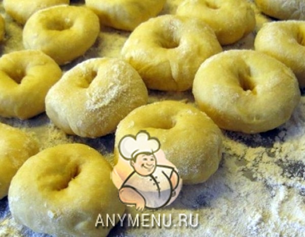 Пончики классические5