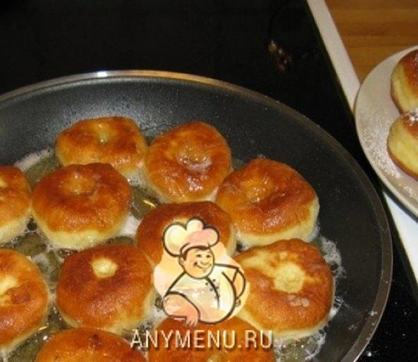 Пончики классические6