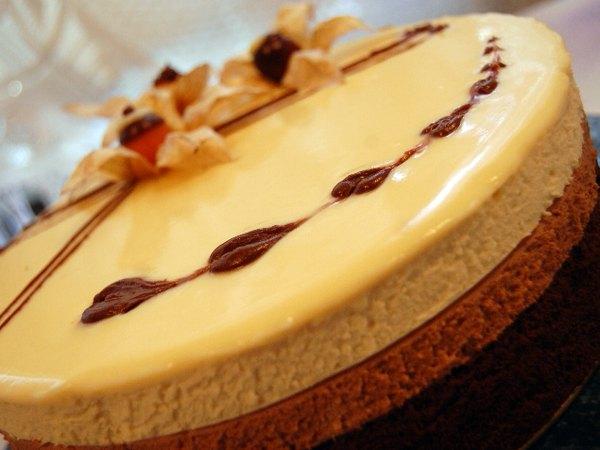 Торт Три шоколада 1