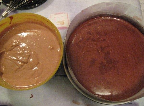 Торт Три шоколада 13