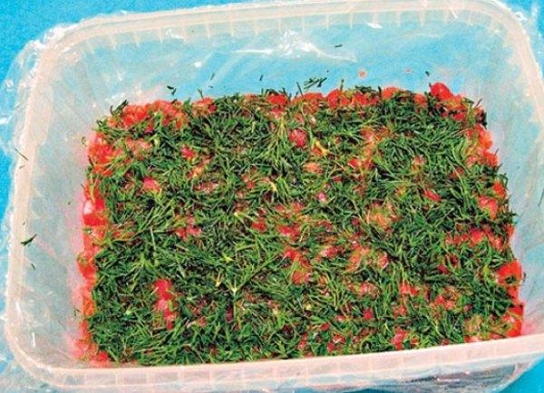 Красная рыба под шубой салат1