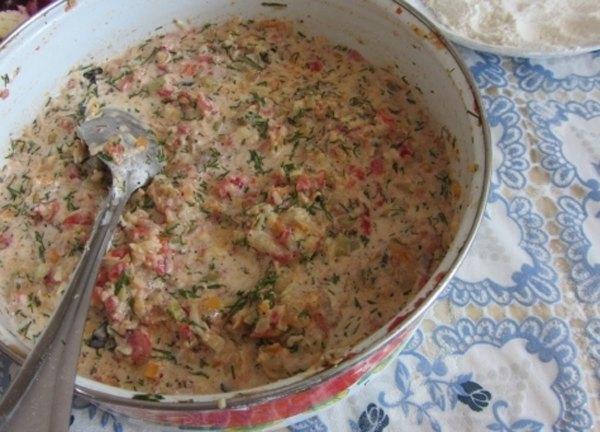 Чебуреки на сковороде1
