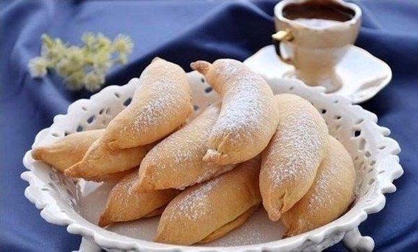 Печенье Бананы1