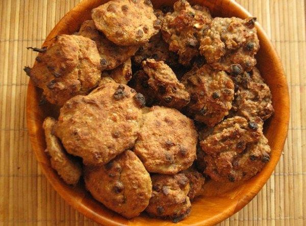 Овсяное печенье без масла7