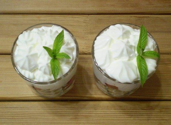 Сметанный десерт7