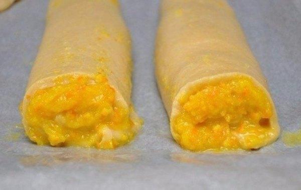 Апельсиновое печенье4