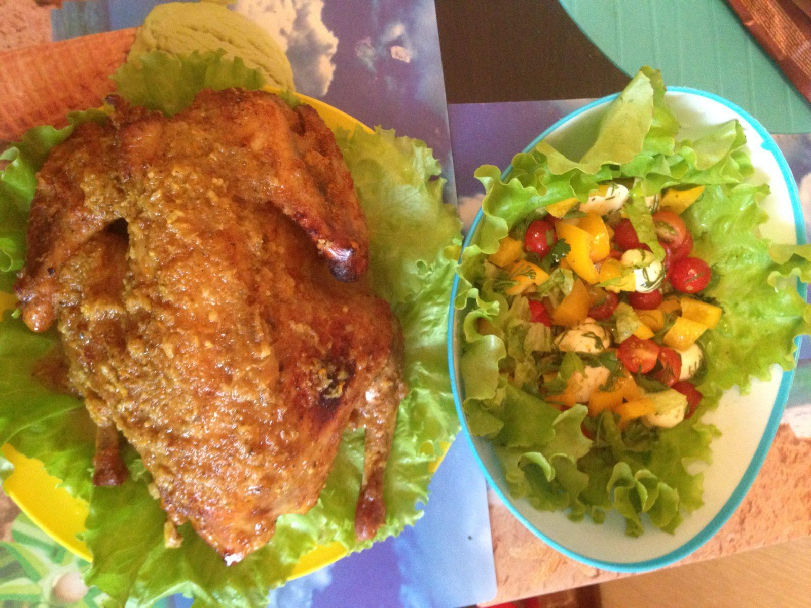 cesarka-s-salatom