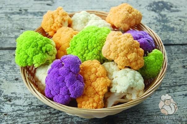 Цветная капуста консервирование рецепты с