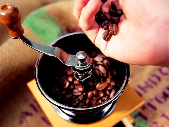 Кофе - аромат нового дня